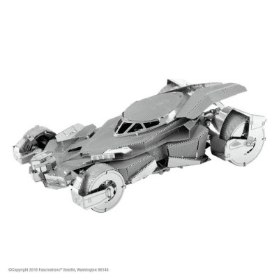 Mini Réplica de Montar BATMAN BvS Carro