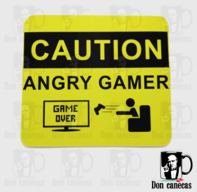 Mouse Pad - Gamer