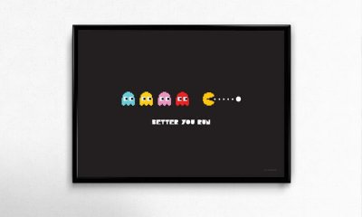 Poster PacMan