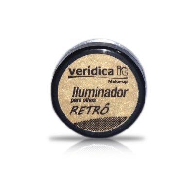 Luminous Retrô N°04 Gold - Verídica it