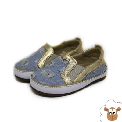 Slip On - Gambo - Jeans Destroyed - Baby
