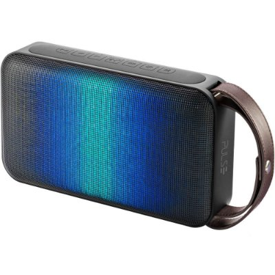 Caixa de Som Bluetooth com led dinâmico 50w RMS PULSE - SP234