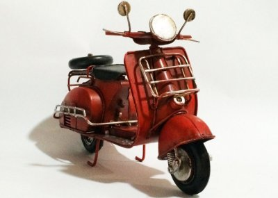 Miniatura Scooter 4