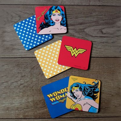 Porta copo - Wonder Woman