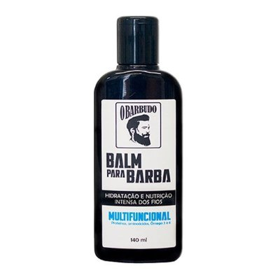 Balm para Barba Multifuncional 140ml - O Barbudo