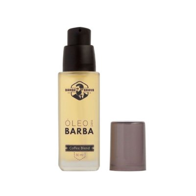 Óleo para Barba Coffee Blend 30ml - Barba Brava