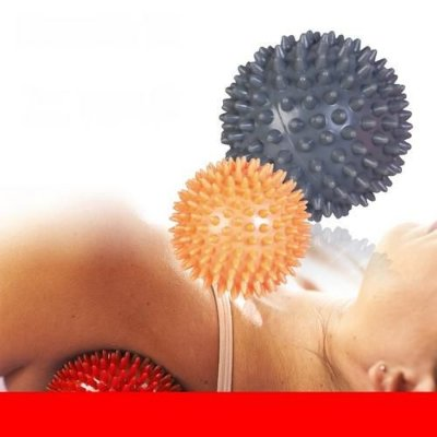Relax Ball Kit Bolas Massageadoras Cravos Com 2 Unidades