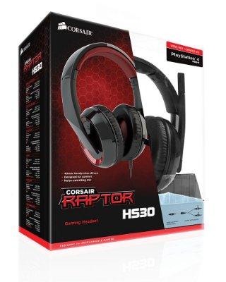 Headset Gamer Corsair Raptor HS30 CA-9011121-NA