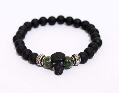Pulseira Vulcan Skull | USE WON