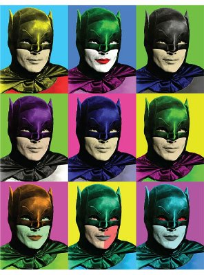 CAMISETA BATMAN 1966