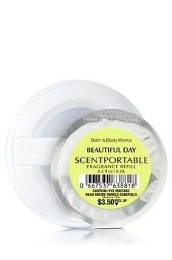 Beautiful Day Scentportable Fragrance Refill