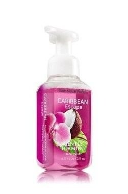 Caribbean Escape Gentle Foaming Hand Soap
