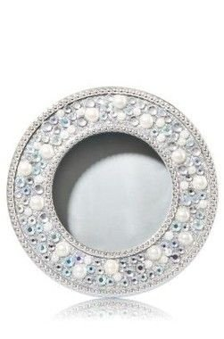 Pearl Gem Applique Scentportable Holder