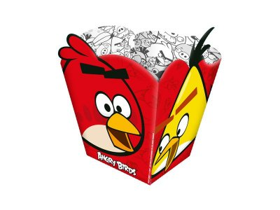 Cachepot Angry Birds