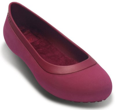 CALCADO MAMMOTH FLAT- 12465 - POMEGRANATE/POMEGRANATE