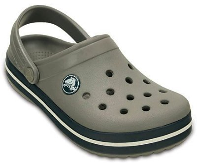 CALCADO CROCBAND KIDS - 10998 - SMOKE/NAVY