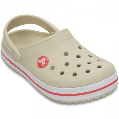 CALÇADO CROCBAND KIDS - 10998 - STUCCO/MELON