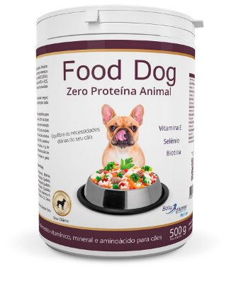 Food Dog Zero Proteína
