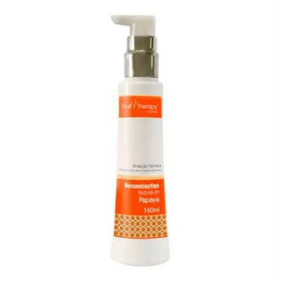 Leave-in Papaya 160ml Fruit Therapy Nano Left