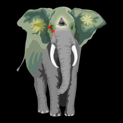 Camiseta Helephant