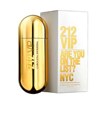 212 VIP EDP Carolina Herrera Feminino 80ml