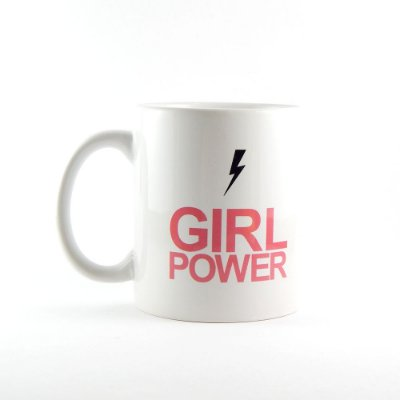 Caneca Girl Power