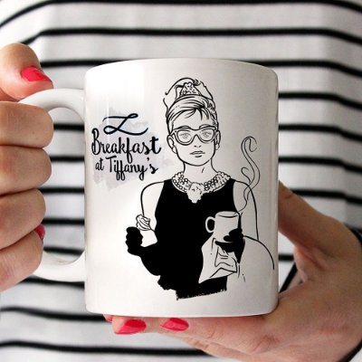 Caneca Breakfast at Tiffanys
