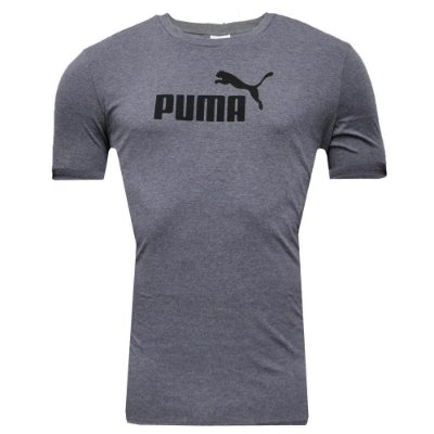 Camisa Washed Logo Puma