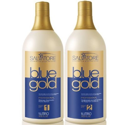 Salvatore Progressiva Blue Gold 2x1000ml