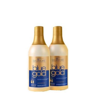 Salvatore Progressiva Blue Gold 2x500ml