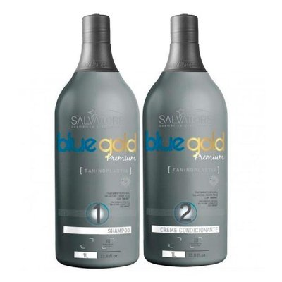 Salvatore Progressiva Blue Gold Premium 2x1000ml