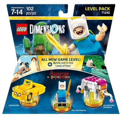 Adventure Time Level Pack - Lego Dimensions