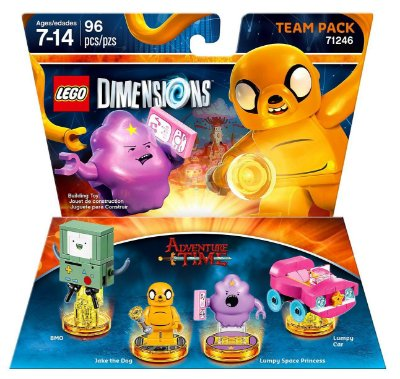 Adventure Time Team Pack - Lego Dimensions
