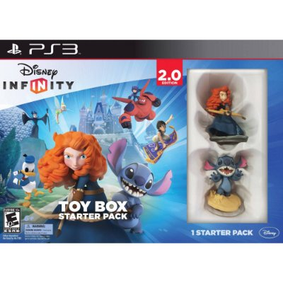 Disney Infinity Originals Toy Box Starter Pack (2.0 Edition) PS3