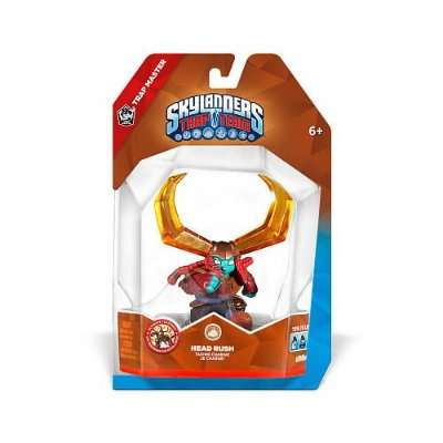 Skylanders Trap Team: Trap Master Head Rush