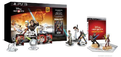 Disney Infinity 3.0 Edition: Star Wars Saga Bundle PS3