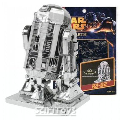 Star Wars Kits 3D Metal Model R2D2