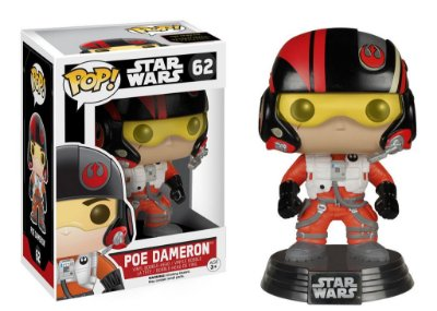Pop Star Wars Episode VII Pop! Poe Dameron 62