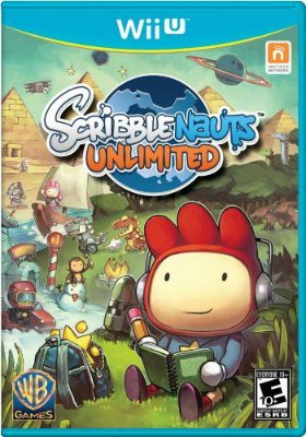 Scribblenauts Unlimited - Wii U