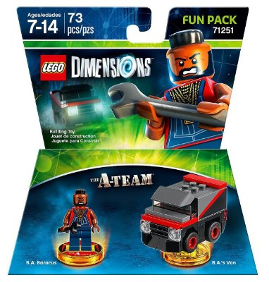 A-team Fun Pack - Lego Dimensions