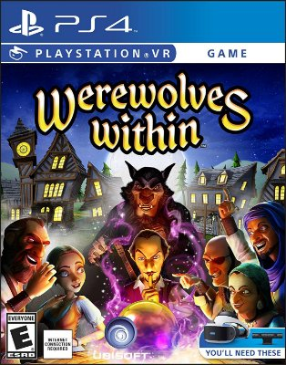 Werewolves Within - PS4 VR - Midia Fisica