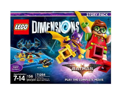 LEGO Batman Movie Story Pack - LEGO Dimensions (Modo História)