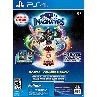 Skylanders Imaginators Portal Owners Pack - PS4