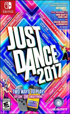 Just Dance 2017 - Switch