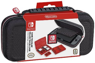 Nintendo Switch Game Traveler Deluxe Travel Case - Switch