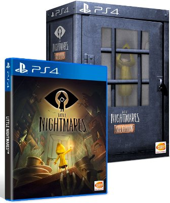 Little Nightmares: Six Edition - PS4