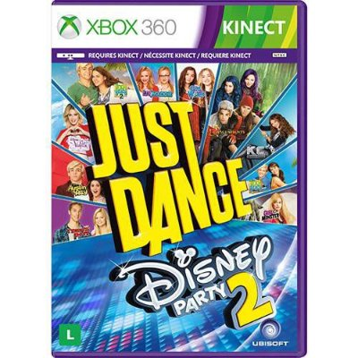 Just Dance Disney Party 2 Kinect - Xbox 360
