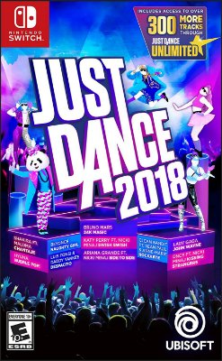 Just Dance 2018 - Switch