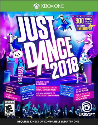 Just Dance 2018 Kinect - Xbox One