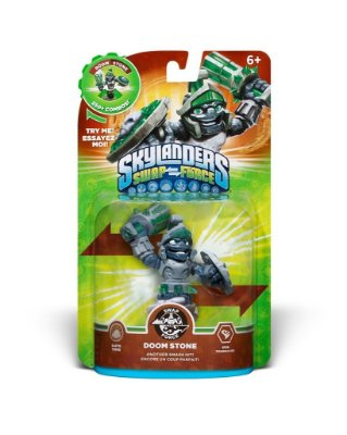 Skylanders SWAP Force Doom Stone